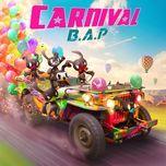carnival (5th mini album) - b.a.p