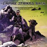 the empire strikes back (symphonic suite from the original motion picture score) - john williams, national anthems of the world orchestra, charles gerhardt