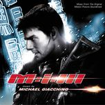 mission: impossible iii (music from the original motion picture soundtrack) - michael giacchino