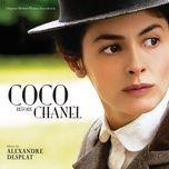 coco before chanel (original motion picture soundtrack) - alexandre desplat