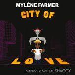 city of love (single) - mylene farmer, shaggy