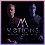 paint the sky (single)  - motions