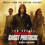 mission: impossible - ghost protocol (music from the motion picture) - michael giacchino
