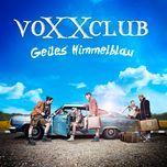 geiles himmelblau - voxxclub