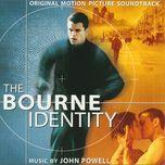 the bourne identity (original motion picture soundtrack) - john powell