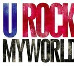 u rock my world - v.a