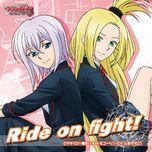 ride on fight! (single) - izumi kitta, mimori suzuko