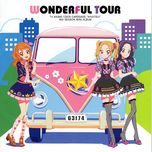 aikatsu! 4th season insert song mini album 1 wonderful tour - aikatsu stars!
