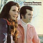 country partners - loretta lynn, conway twitty