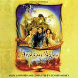 arabian nights (original soundtrack) - richard harvey