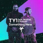 something new (single)  - ty1