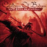 hate crew deathroll (spinefarm reissue) - children of bodom