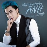 dung phien anh nua - duong nhat linh