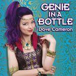 genie in a bottle (single)  - dove cameron