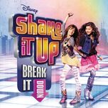 shake it up: break it down (soundtrack from the tv series) - v.a