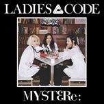 myst3re: (single) - ladies' code