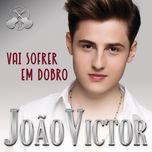 vai sofrer em dobro (single)  - joao victor