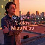 miss miss (single)  - benjamin biolay