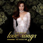 the best of love songs - ho ngoc ha
