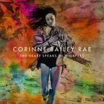 hey, i won't break your heart (single)  - corinne bailey rae