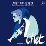 the thrill is gone (single)  - camelia jordana, erik truffaz