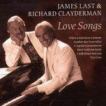 love songs - richard clayderman, james last