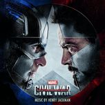 captain america: civil war - henry jackman