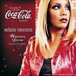 wonderful dream (holidays are coming) (ep)  - melanie thornton