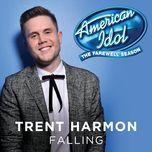 falling (single) - trent harmon