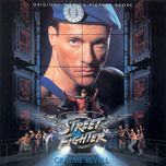 streetfighter (original motion picture soundtrack)  - graeme revell