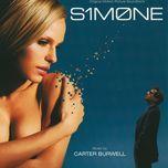s1m0ne (original motion picture soundtrack)  - carter burwell
