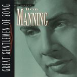 spotlight on... bob manning great gentlemen of song - bob manning
