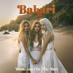 dancing on the sun (single) - bahari