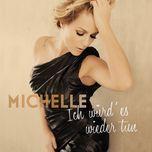 vergiss mich nicht (single) - michelle
