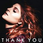 thank you (japan version) - meghan trainor