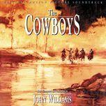 the cowboys (original motion picture soundtrack) - john williams
