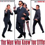 the man who knew too little (original motion picture soundtrack) - christopher young