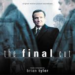the final cut (original motion picture soundtrack) - brian tyler