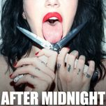 after midnight (single) - dorothy