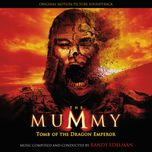 the mummy: tomb of the dragon emperor (original motion picture soundtrack) - randy edelman
