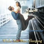 while you were sleeping (original motion picture score) - randy edelman