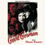the good german (original motion picture soundtrack) - thomas newman