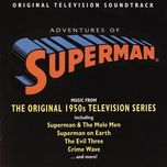 adventures of superman: music from the original 1950s television series (original television soundtrack) - v.a