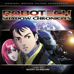 robotech: the shadow chronicles (love theme) - scott glasgow