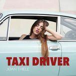 taxi driver (single) - joan thiele