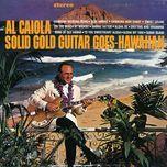 solid gold guitar goes hawaiian - al caiola