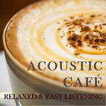 acoustic cafe: relaxing and easy listening - v.a