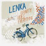 gravity rides everything (the woodstock sessions) (single) - lenka