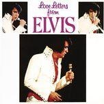 love letters from elvis - elvis presley