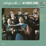 leontyne price - my favorite hymns - leontyne price
